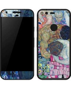 Klimt - Death and Life Google Pixel Skin