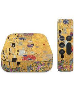Klimt - The Kiss Apple TV Skin