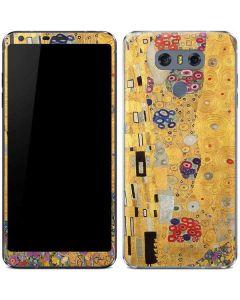 Klimt - The Kiss LG G6 Skin