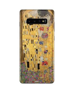Klimt - The Kiss Galaxy S10 Plus Skin