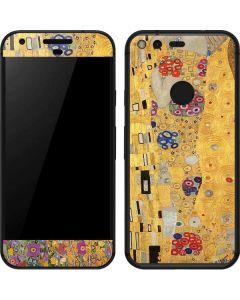 Klimt - The Kiss Google Pixel Skin