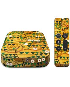 Klimt - Tree of Life Apple TV Skin