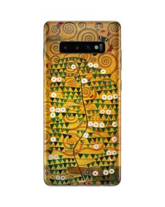 Klimt - Tree of Life Galaxy S10 Plus Skin