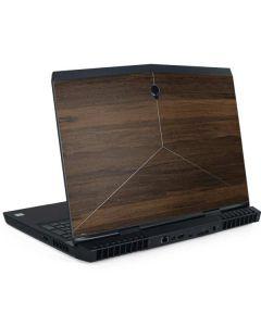 Kona Wood Dell Alienware Skin