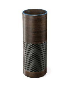 Kona Wood Amazon Echo Skin