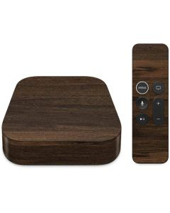 Kona Wood Apple TV Skin