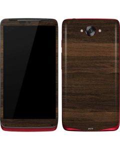 Kona Wood Motorola Droid Skin