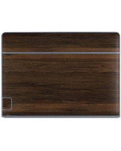 Kona Wood Galaxy Book Keyboard Folio 10.6in Skin
