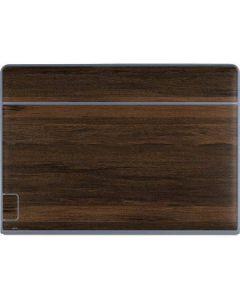 Kona Wood Galaxy Book Keyboard Folio 12in Skin