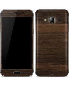 Kona Wood Galaxy J3 Skin
