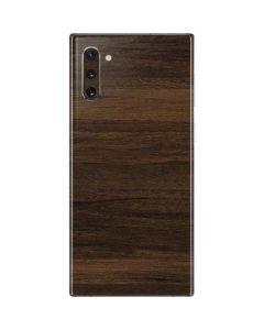 Kona Wood Galaxy Note 10 Skin