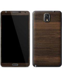 Kona Wood Galaxy Note 3 Skin