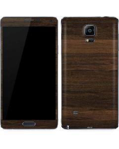 Kona Wood Galaxy Note 4 Skin