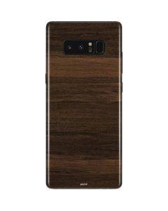 Kona Wood Galaxy Note 8 Skin