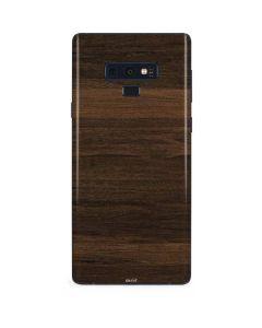 Kona Wood Galaxy Note 9 Skin