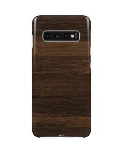 Kona Wood Galaxy S10 Lite Case
