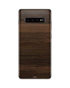Kona Wood Galaxy S10 Plus Skin