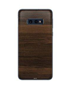 Kona Wood Galaxy S10e Skin