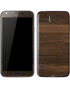 Kona Wood Galaxy S5 Skin