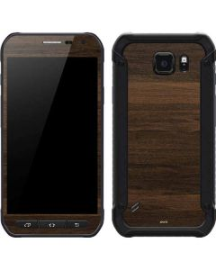 Kona Wood Galaxy S6 Active Skin