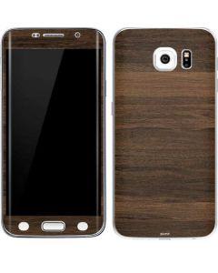 Kona Wood Galaxy S6 Edge Skin