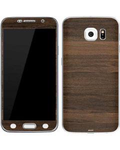Kona Wood Galaxy S6 Skin