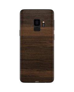 Kona Wood Galaxy S9 Skin