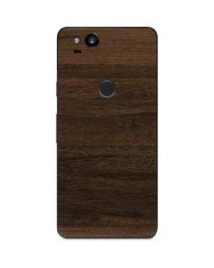 Kona Wood Google Pixel 2 Skin