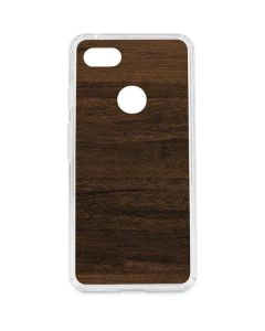 Kona Wood Google Pixel 3 XL Clear Case