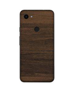 Kona Wood Google Pixel 3a Skin