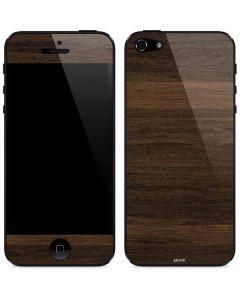 Kona Wood iPhone 5/5s/SE Skin