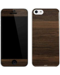 Kona Wood iPhone 5c Skin
