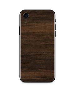 Kona Wood iPhone XR Skin