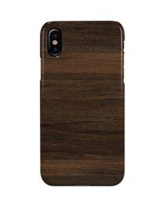 Kona Wood iPhone XS Lite Case