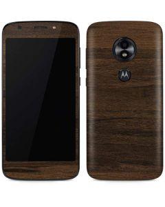 Kona Wood Moto E5 Play Skin