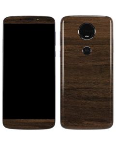 Kona Wood Moto E5 Plus Skin