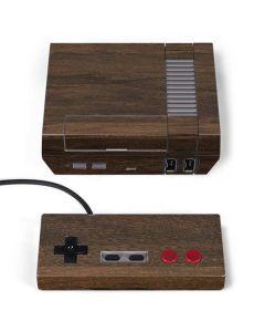 Kona Wood NES Classic Edition Skin