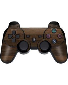 Kona Wood PS3 Dual Shock wireless controller Skin