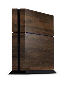 Kona Wood PS4 Console Skin