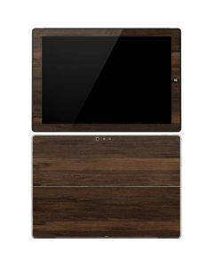 Kona Wood Surface Pro 3 Skin