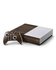 Kona Wood Xbox One S Console and Controller Bundle Skin