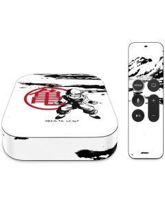 Krillin Wasteland Apple TV Skin
