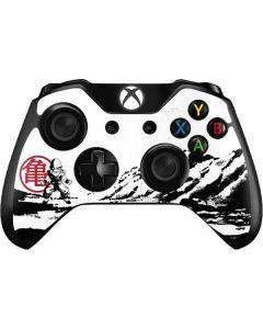 Krillin Wasteland Xbox One Controller Skin