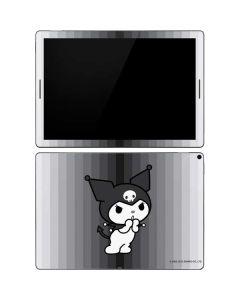 Kuromi Black and White Google Pixel Slate Skin