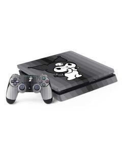 Kuromi Black and White PS4 Slim Bundle Skin