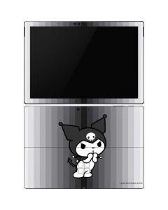 Kuromi Black and White Surface Pro 6 Skin