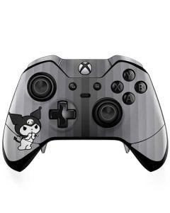 Kuromi Black and White Xbox One Elite Controller Skin