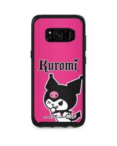 Kuromi Bold Print Otterbox Symmetry Galaxy Skin