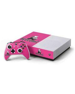Kuromi Bold Print Xbox One S All-Digital Edition Bundle Skin