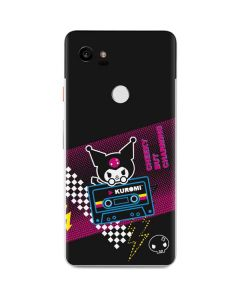 Kuromi Cheeky but Charming Google Pixel 2 XL Skin